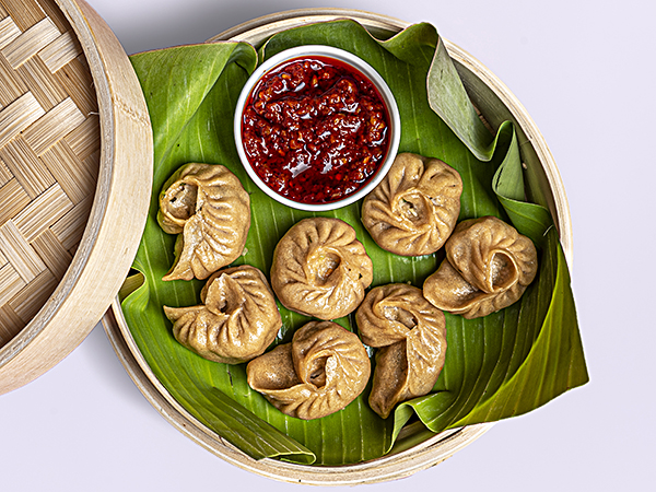 Wheat Momos