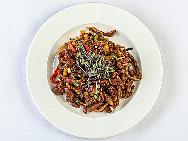 Crispy Chilli Lamb