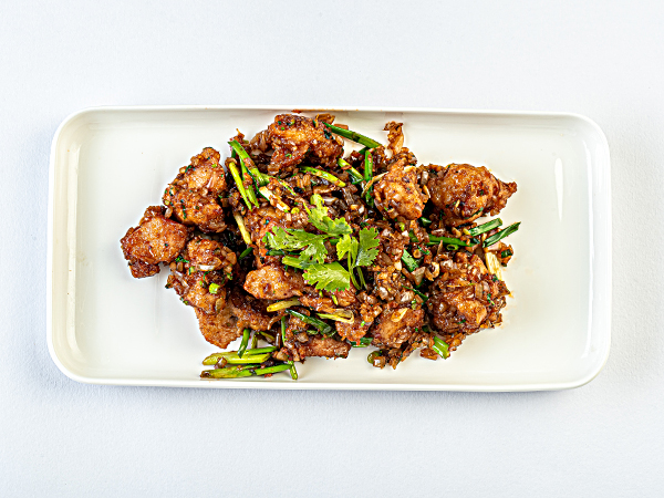 Chicken Manchurian Dry